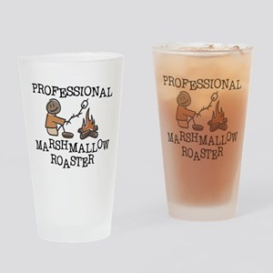 Professional Marshmallow Roaster Drinking Glass