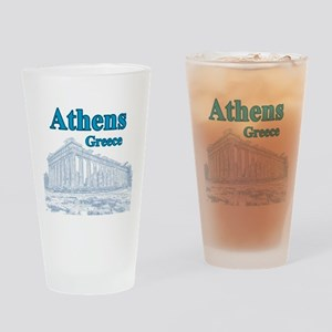 Athens Drinking Glass
