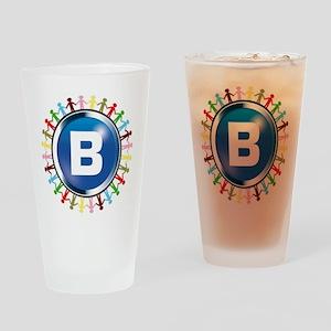 TBDA Wear Drinking Glass
