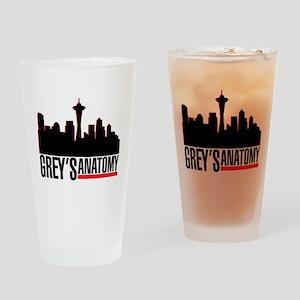 Skyline Drinking Glass