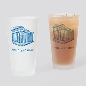 Acropolis of Athens Drinking Glass