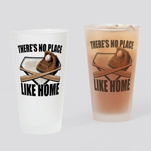 NoPlaceLikeHome copy Drinking Glass