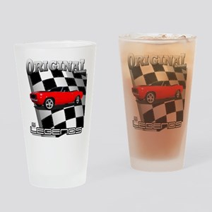 Musclecar 1969 Top 100 Drinking Glass