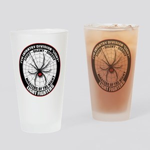 7th ID Air Assault Drinking Glass
