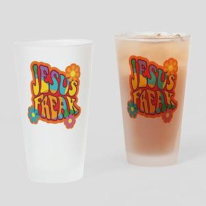 Jesus Freak Drinking Glass