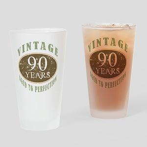 VinRetro90 Drinking Glass