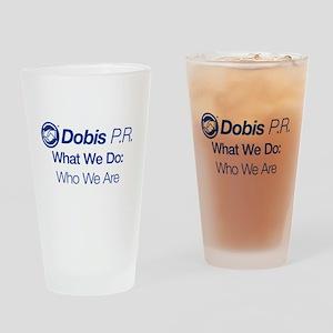 Dobis P.R. (Full) Drinking Glass