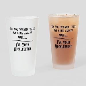 Gun Lover Gifts Drinking Glass