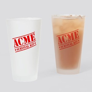 ACME Survival Kit Drinking Glass