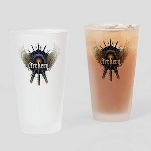 ARCHERY Drinking Glass