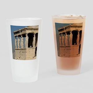 Caryatid_mug Drinking Glass