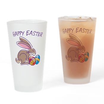 easter beverage glasses
