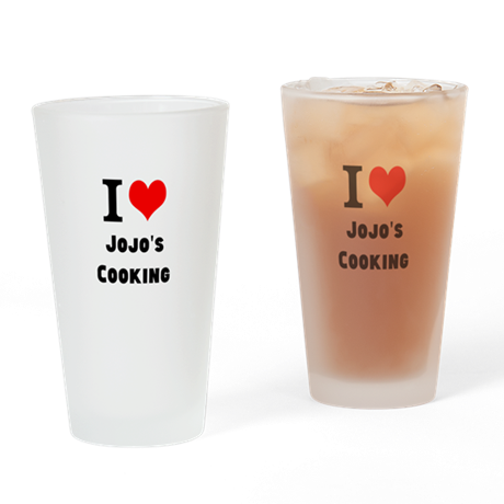 I Heart Love Custom Names Jojos Cooking Drinking G