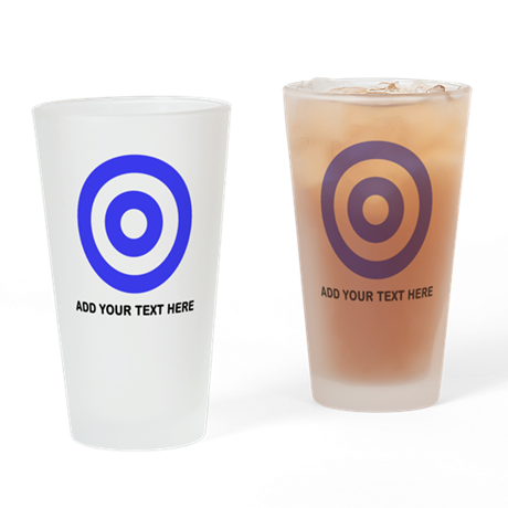 Create Your Own Pint Glass