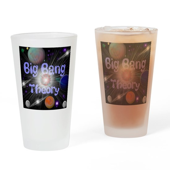 May The Fourth Be With You Big Bang Theory: Big Bang Theory Drinking Glass By Listing-store-12827