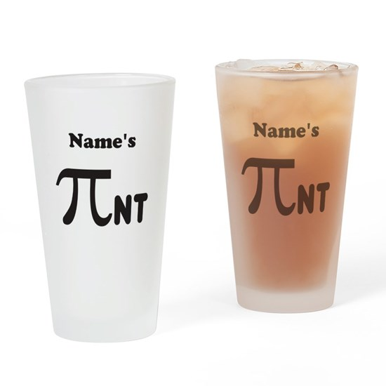 Personalize Your Funny Pi Pint 2011