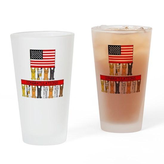 USA Citizenship Congratulations.