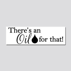 Oil for that bk Car Magnet 10 x 3