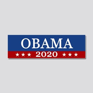 Obama 2020 Car Magnet 10 X 3