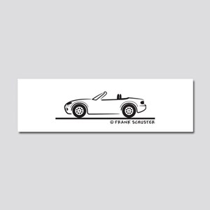 Mazda Miata MX-5 NB Car Magnet 10 x 3