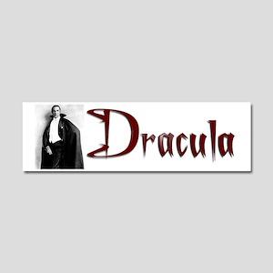 Dracula Car Magnet 10 x 3