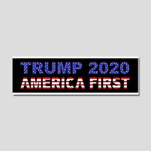 Trump 2020 United Car Magnet 10 x 3