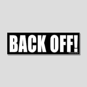 Back Off (magnet)
