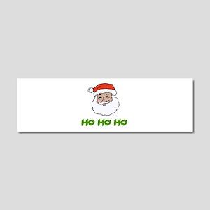 Santa Car Magnet 10 x 3