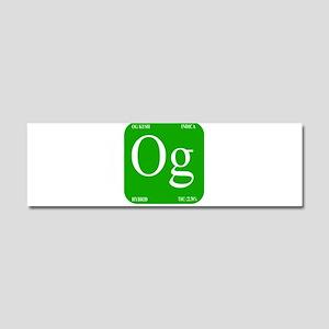 Elements - OG Car Magnet 10 x 3