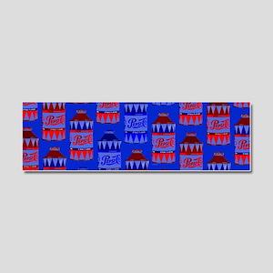 Pepsi Bottle Car Magnet 10 x 3