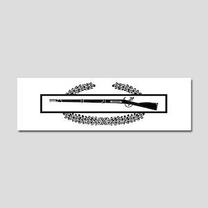 Combat Infantry Badge Car Magnet 10 x 3