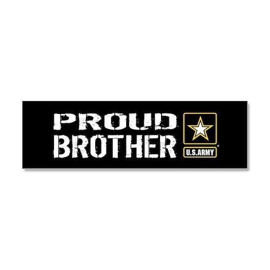 U.S. Army: Proud Brother (Black)