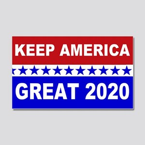 Keep America Great 2020 Car Magnet 20 x 12