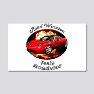 Tesla Roadster Car Magnet 20 x 12