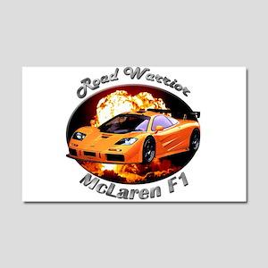 McLaren F1 Car Magnet 20 x 12