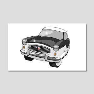 1958 Nash Metropolitan Car Magnet 20 x 12