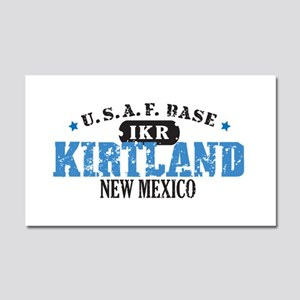 Kirtland Air Force Base Car Magnet 20 x 12