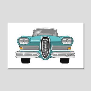1958 Ford Edsel Car Magnet 20 x 12