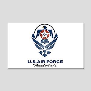 USAF Thunderbird Car Magnet 20 x 12