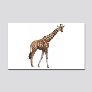 Giraffe Car Magnet 20 x 12