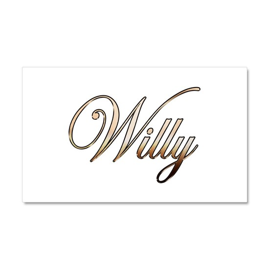 Gold Willy