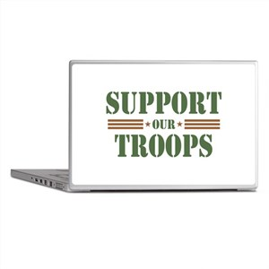 Support Our Troops Laptop Skins