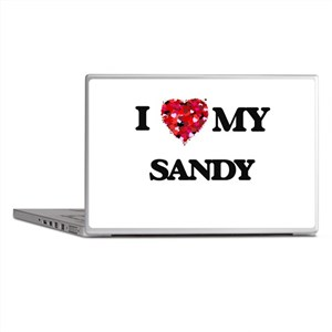 I love my Sandy Laptop Skins