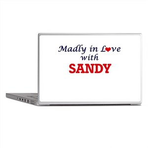 Madly in love with Sandy Laptop Skins
