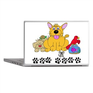 Pet Vet Tech Laptop Skins