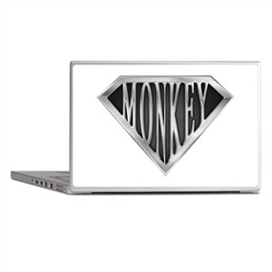 SuperMonkey(metal) Laptop Skins