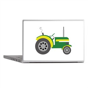 Tractor Laptop Skins