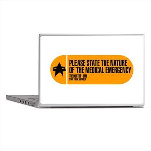 Nature of the Medical Emergen Laptop Skins