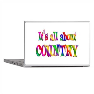 All About Country Laptop Skins