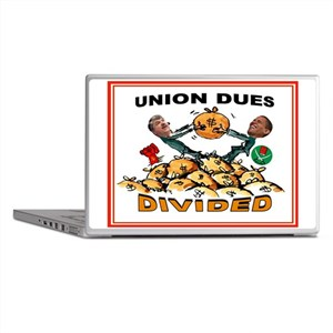 UNION GREED Laptop Skins